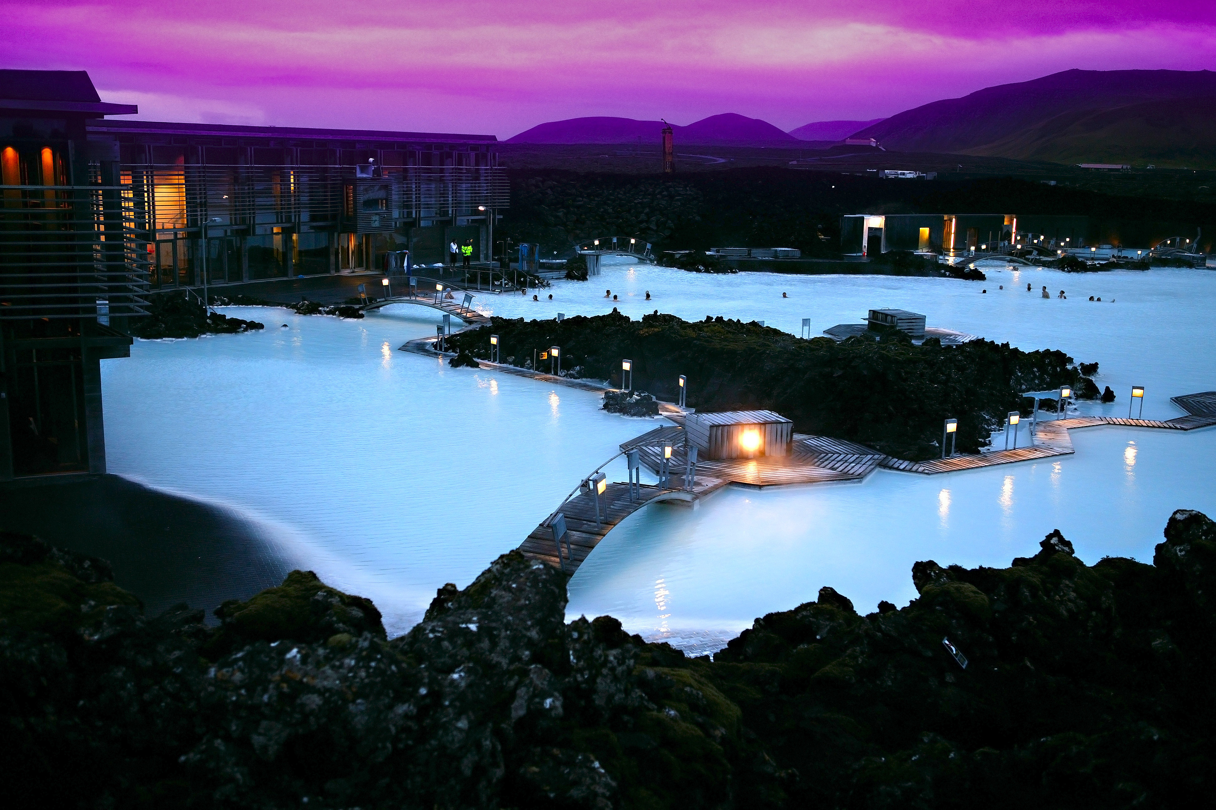 Iceland Northern Lights And Blue Lagoon Breaks Shelly